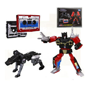 Transformers Masterpiece MP-15 MP15 RUMBLE & JAGUAR Robots Christmas Gift Toy