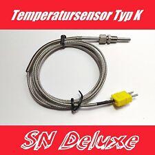 """EGT tipo K 1/8"""" NPT gas di scarico sensore di temperatura Sensore di temperatura termocoppia SENSORE"""