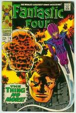 Fantastic Four # 78 (Jack Kirby) (USA,1968)