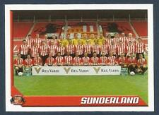 MERLIN 2003-FA PREMIER LEAGUE-10TH EDITION- #468-SUNDERLAND TEAM PHOTO