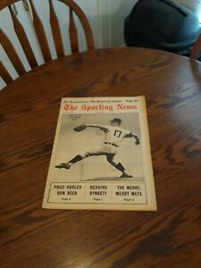 JULY 6,1968-THE SPORTING NEWS-DENNY McLAIN OF THE DETROIT TIGERS(MINT)