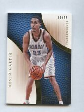 2012-13 Immaculate Kevin Martin Minnesota Timberwolves 71/99