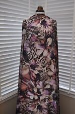 By the Metre Satin Unbranded Apparel - Dress Fabric
