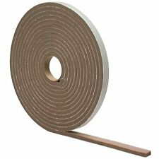 M-D Building Products 2816 High Density Foam Tape, 1/4-by-1/2-Inch-by-17 feet, C