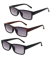 0d006b8a96 Premium Quality Tinted Sun Readers Reading Glasses Sunglasses UV Protection  RE67