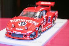 PORSCHE 935 K3 N°68 Racing Associates Inc USA 24H du MANS 80 1:43 PHM EXCLUSIV