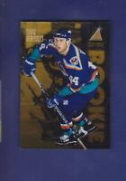 Todd Bertuzzi RC 1995-96 Pinnacle Zenith Hockey Rookie #140 New York Islanders