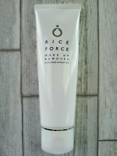 RICE FORCE Make Up remover NEW Rice Power Extract No. 2 120g Made In Japan