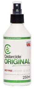 Cedarcide Original Treatment For Mites, Fleas & Ticks. For Dogs & Other Pets