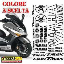 Adesivi carena TMAX 500 kit T MAX (01-07) foglio adesivi loghi t-max grafica