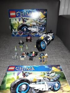 Lego Legends of Chima # 70007