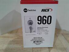 RCI Keyswitch 960-D-MOx28