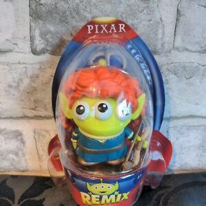 "Disney Pixar Toy Story Alien Remix -Brave Merida 3"" Collectable Figure New Boxed"