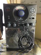 Karaoke Singing Machine SML385 Top Loading CDG System w/ Mic, Disco Light & CDG