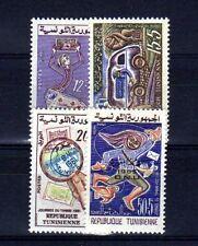 TUNISIE n° 533/536 neuf sans charnière