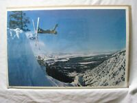 TAKE OFF SNOW SKIING 1974 VINTAGE POSTER SKI SKIER CNG1050
