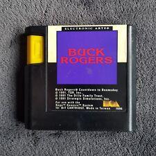 Jeu Sega MegaDrive Buck Rogers Très Bon état et Fonctionnel