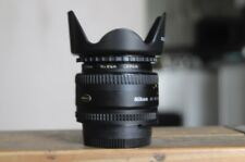 Nikon AF 50mm 1.8 D  Lens FX Nikon D70,80,90,200,300,600,700,750,800,810 ,7000