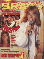 BRAVO Nr.10 vom 2.3.1978 Juliane Werding, Peter Maffay, Tina Turner, Billy Idol