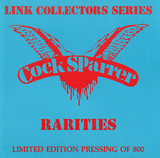 Cock Sparrer - Rarities CD 1992, Limited Edition Rock Punk