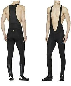 Adidas Climawarm Padded Winter Pants Cyling Suit Tights Small S~BQ3714 $180 NWT