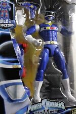 """BLUE RANGER Legacy Collection Figure 6.5"""" POWER RANGERS in SPACE T.J. - IN HAND"""