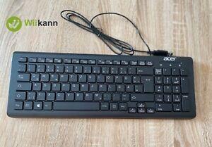 Acer Wired USB Tastatur  - Universal - DE