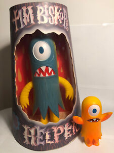 """Critterbox Tim Biskup's """"Helper"""" 8"""" Vinyl Toy - Special Limited NYC Edition"""