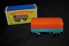 Matchbox Lesney #2 Mercedes Trailer Mint in Box - (1969) ITB WH