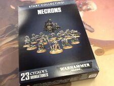 40K Warhammer Necrons Start Collecting! NIB
