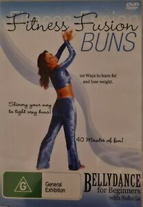 Fitness Fusion, Belly Dance  Buns. Belly dance for beginners with Suhaila