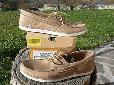 NUOVO Timberland 20515 n.40 scarpe barca uomo