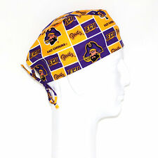 East Carolina University Pirates Theme Scrub Hat