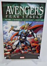 Fear Itself Avengers 13 14 15 16 17 Marvel Comics TPB Trade Paperback New