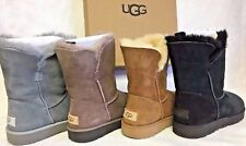 Ugg Australia Classic Cuff Short 1016418 Sheepskin Suede Boots Women's Shoes