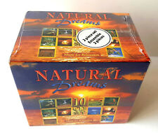 Natural Dreams 10 CD Set Music for Relaxation Box Set New and Sealed Relaxing