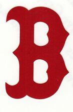 REFLECTIVE Boston Red Sox fire helmet decal sticker yeti window hard hat