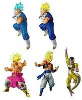 (Capsule toy) DB Dragon Ball super VS Dragon Ball SP02 [all 5 sets (Full comp)]