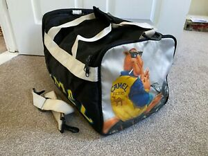 Vintage Camel Filters Cigarettes, Joe Camel Large Holdall Duffel Bag Gym Bag