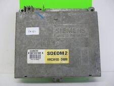 Unità Controllo motore Kasco k102124102a hmc39100-24890 sdeom2 HYUNDAI LANTRA