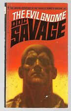 Doc Savage (1976) #82 1st Print The Evil Gnome Robeson Fred Pfeiffer Cover FN-