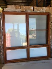 AWNING WINDOW SOLID CEDAR TIMBER, WITH FLY SCREEN, AW08 1930W X1980H,