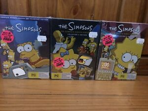 The Simpsons: Seasons 7-9