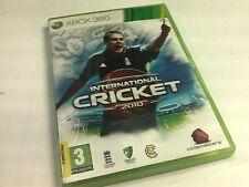 International Cricket 2010 Xbox 360