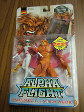 Alpha Flight: Sasquatch and Vindicator --  1999