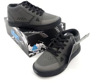 Afton Cooper Mountain Bike Flat Shoes Grey/Black 44.5 EU / 10.5 US
