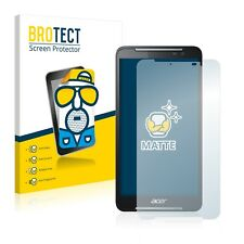 2x BROTECT Matte Screen Protector for Acer Iconia Talk S A1-724 Protection Film