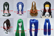 Fairy Tail Bisca Asuka Connell Wendy Evergreen Levy McGarden Gajeel Cana Cos Wig