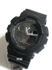 Casio G-Shock Velocity Indicator X-Large Series Men's Watch GA-100-1A1 GA100 NEW