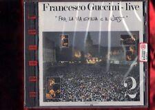 FRANCESCO GUCCINI-FRA LA VIA EMILIA E IL WEST VOL 2 CD NUOVO SIGILLATO